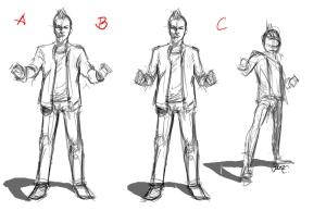 S-Class - Jason Sketches