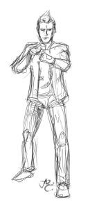 S-Class - Jason Sketches 2