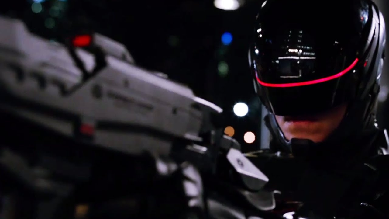 Robocop Movie Wallpapers [HD Facebook Timeline Covers